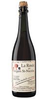 Le Cidre St Nicholas Rosé Bottle