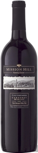 Mission Hill Five Vineyard Cabernet Merlot 2009 Bottle