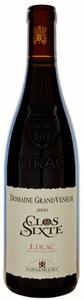 Domaine Grand Veneur Clos De Sixte 2009, Ac Lirac Bottle
