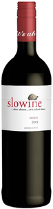 Slowine Shiraz 2009, Wo Overberg Bottle
