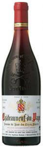 Domaine Du Haut Des Terres Blanches Châteauneuf Du Pape 2007, Ac Bottle