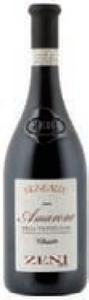 Zeni Amarone Della Valpolicella Classico 2006, Docg Bottle