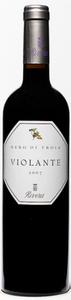 Rivera Violante Nero Di Troia 2008, Doc Castel Del Monte Bottle
