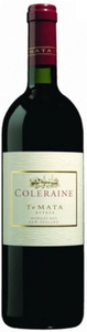 Te Mata Coleraine 2007, Hawkes Bay Bottle