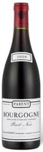 Domaine Parent Bourgogne Pinot Noir 2009 Bottle