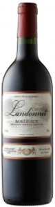 Château Landonnet 2008, Ac Bordeaux Bottle