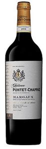 Château Pontet Chappaz 2008, Ac Margaux Bottle