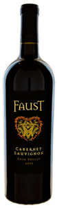 Faust Cabernet Sauvignon 2008, Napa Valley Bottle