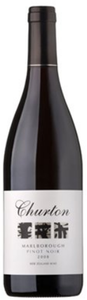 Churton Pinot Noir 2008, Marlborough, South Island Bottle