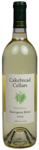 Cakebread Sauvignon Blanc 2009, Napa Valley Bottle