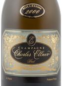 Charles Ellner Brut Prestige Champagne 2000, Ac Bottle