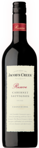 Jacob's Creek Cabernet Sauvignon Reserve 2009, Coonawarra, South Australia Bottle