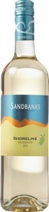 Sandbanks Estate Shoreline White 2010, Prince Edward County VQA Bottle