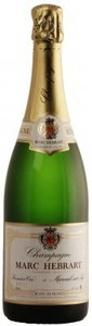 Marc Hébrart Blanc De Blancs Brut Champagne Bottle