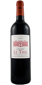 Chateau Le Thil Comte Clary 2008 2008 Bottle