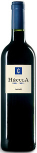 Bodegas Castaño Hécula Monastrell 2008, Do Yecla Bottle