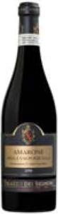 Cantine Riondo Palazzo Dei Signori Amarone Della Valpolicella 2006, Docg Bottle