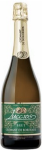 Luccios Brut Crémant De Bordeaux, Ac Bottle