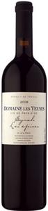 Domaine Les Yeuses Les Épices Syrah 2008, Vins De Pays D'oc Bottle