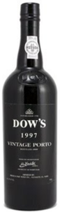 Dow's Vintage Port 1997 Bottle