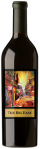 Fess Parker The Big Easy Syrah 2007, Santa Barbara County Bottle