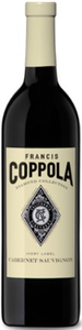 Francis Coppola Diamond Collection Ivory Label Cabernet Sauvignon 2009 Bottle