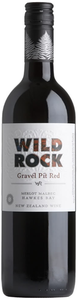 Wild Rock Gravel Pit Red 2008, Gimblett Gravels, Hawkes Bay Bottle