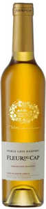 Fleur Du Cap Noble Late Harvest 2008, Wo Coastal Region (375ml) Bottle