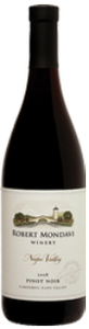 Robert Mondavi Pinot Noir 2008, Carneros, Napa Valley Bottle