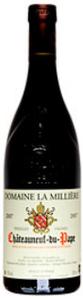 Domaine La Millière Vieilles Vignes Châteauneuf Du Pape 2009 Bottle