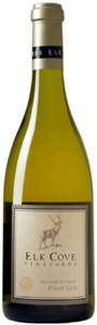 Elk Cove Pinot Gris 2009, Willamette Valley Bottle