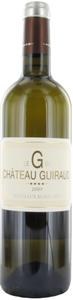 Le G De Château Guiraud 2009, Ac Bottle