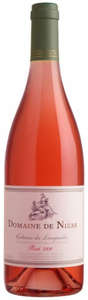 Domaine De Nizas Rosé 2010, Ac Coteaux Du Languedoc Bottle