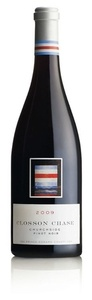 Closson Chase Church Side Pinot Noir 2009, Prince Edward County  Bottle