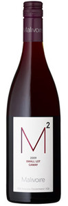 Malivoire M2 Small Lot Gamay 2010, Niagara Escarpment & Twenty Valley  Bottle