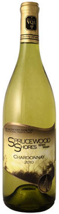 Sprucewood Shores Chardonnay 2010, Lake Erie North Shore Bottle