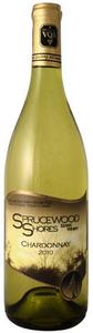 Sprucewood Shores Chardonnay 2010, Lake Erie North Shore Bottle
