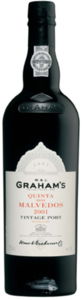 Graham's Quinta Dos Malvedos Vintage Port 2001, Dop (375ml) Bottle