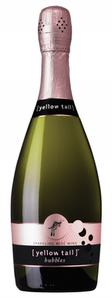 Yellow Tail Pink Bubbles Bottle