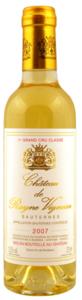 Château De Rayne Vigneau 2007, Ac Sauternes, 1er Cru (375ml) Bottle