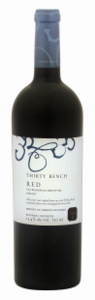Thirty Bench Red 2009 2009 Bottle