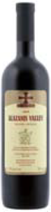 Alazanis Valley Semi Sweet Red 2008 Bottle