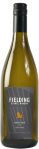 Fielding Estate Estate Bottled Pinot Gris 2010, VQA Niagara Peninsula Bottle