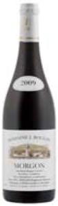 Domaine J. Boulon Morgon 2009, Ac Bottle
