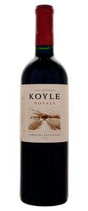 Koyle Royale Cabernet Sauvignon 2008, Colchagua Valley Bottle
