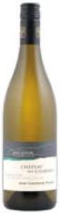 Château Des Charmes Chardonnay Musqué 2009, VQA Niagara On The Lake Bottle
