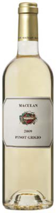 Maculan Pinot Grigio 2009, Doc Breganze Bottle