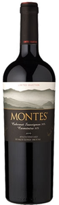 Montes Limited Selection Cabernet Sauvignon/Carmenère 2010, Colchagua Valley Bottle