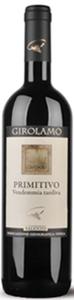 Girolamo Vendemmia Tardiva Primitivo 2008, Igt Salento Bottle