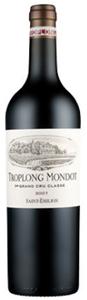 Château Troplong Mondot 2007, Ac St Emilion Premier Grand Cru Classé Bottle